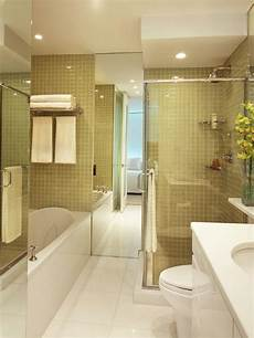 tiling ideas for a small bathroom 5 great green bathrooms hgtv