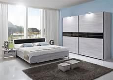 Schlafzimmer Set Komplett Acapulco Doppelbett Nako