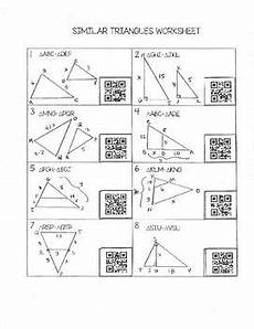 word problems similar triangles worksheets 11155 this worksheet has 8 problems that allow students to practice solving for the missing side in