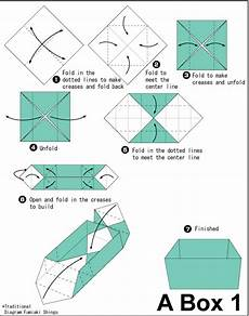 box 1 easy origami for
