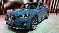 new bmw x1 facelift xline 2020 frist look review