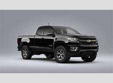 New 2020 Chevrolet Colorado Extended Cab Long Box 4 Wheel