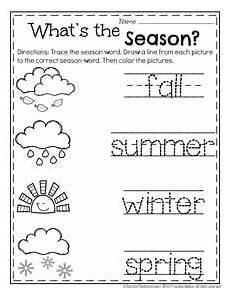 seasons worksheets for kg 14818 december preschool worksheets kbn activities for preschoolers preschool seasons