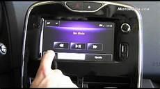 Renault Clio 2012 Sistema R Link