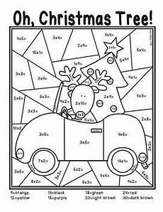 3rd grade math worksheet color by number color by number multiplying this freebie is a