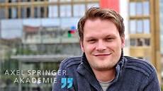 Axel Springer Akademie - axel springer akademie als volo mittweida nach