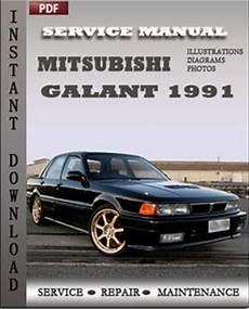 service repair manual free download 1991 mitsubishi chariot parking system mitsubishi galant 1991 service repair manual instant download
