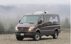 2015 Mercedes Sprinter 4x4 Doing The Work