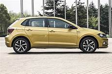 the new vw polo plus is a larger than standard polo