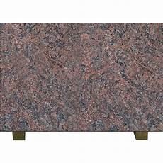 Plaque Rectangulaire En Granit