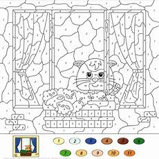 color by number cat coloring pages 18089 cat color by number free printable coloring pages