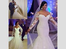 Discount African Plus Size Wedding Dresses Off The