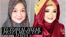 Koleksi Kreasi Jilbab Segi Empat Yang Menutup Dada