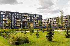 Apartment Modern Baseball by Apartment Buildings Stock Photo Image Of Town Blue