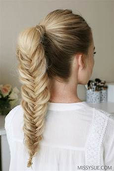 Plait Hairstyles For School 3 new back to school hairstyles hair styles pony