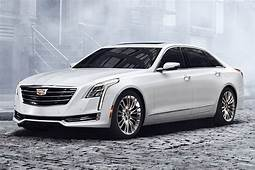 2016 North American Car Of The Year Nominee Cadillac CT6