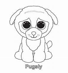 ty beanie boo coloring pages and print for free