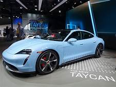 2020 Porsche Taycan Turbo And S First Review