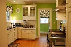 10 beautiful kitchens with green walls