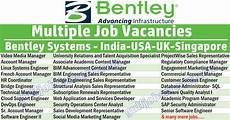 Bentley Systems Careers