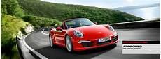 Porsche Approved Pourquoi L Avoir 233 Tendu Aux V 233 Hicules