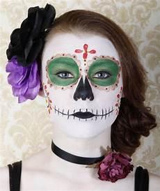 mexikansk skelett makeup konsten av godisskalle
