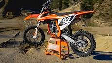 ride 2018 ktm 85 sx motocross magazine