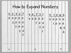 decimal worksheets 7039 3 nsbt 4 read and write numbers through 999 999 in standard form and equations in expanded form