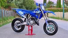 Yamaha 125 Yz Supermotard