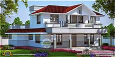 beautiful kerala house plans beautiful home in kerala in 298 square yards kerala home