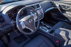 nissan altima interior 2016 nissan altima drive review motor trend
