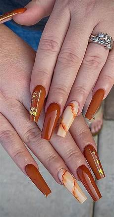 40 beautiful nail design ideas to wear in fall mix and