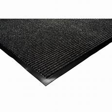 6 Ft Door Mat by Apache Mills Inc Gray Rectangular Door Mat Common 2 Ft