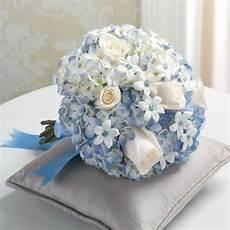 forget me not wedding bouquet bridal bouquet blue blue