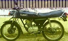 Gl 100 Modif Japstyle by Modifikasi Honda Gl 100 Wanna Be Japstyle Cxrider