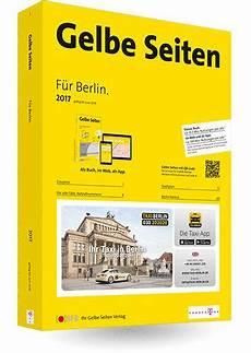 Gelbe Seiten Werbung F 252 R Ihre Branche Bfb Berlin