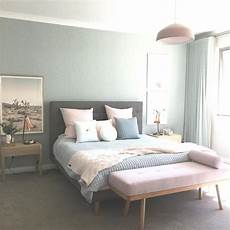 Bedroom Ideas Grey Pink And White by Modern Bedroom Design In Pastels White Gray Green