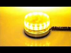 hella k led fo magnet led rundumleuchte blitzmuster hd