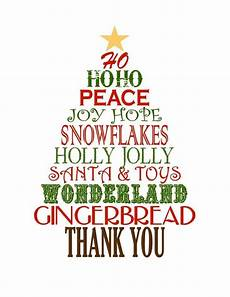 creative christmas thank you card printable christmas words free christmas printables