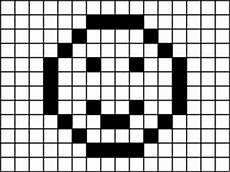 pixel schwarz weiß informatik in der oberstufe bildformate