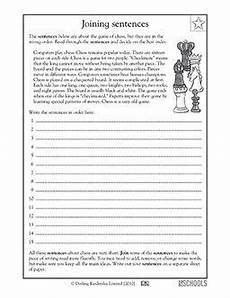 writing sentences worksheets 4th grade 22098 3rd grade 4th grade 5th grade reading writing worksheets putting sentences in order 4th