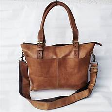 echt leder damen umh 228 ngetasche handtasche braun yumaira