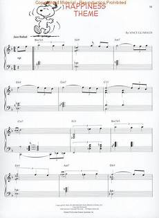 the peanuts illustrated songbook sheet music by vince guaraldi sheet music plus