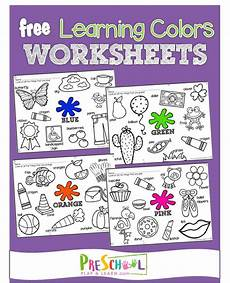 coloring worksheets for pre k 12865 free learning colors coloring pages