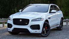 2017 Jaguar F Pace Driven Review Top Speed