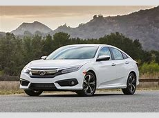 2016 Honda Civic Touring Review: Top of line Civic starts