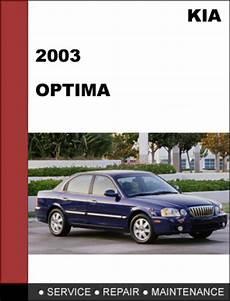 car repair manuals online pdf 2003 kia optima regenerative braking kia optima 2003 factory service repair manual download tradebit