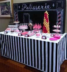 la table a dessert dessert tables