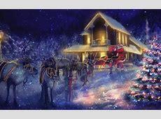 Christmas Windows 10 Theme   themepack.me