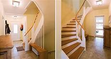 alte betontreppe sanieren alte treppe renovieren und sanieren mit neuen holzstufen